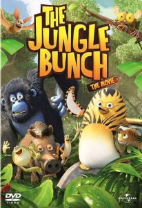 The Jungle Bunch – The Movie (2011) (In Hindi)