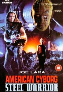 American Cyborg – Steel Warrior (1993) (In Hindi)
