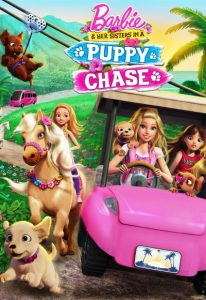 Barbie & Her Sisters in a Puppy Chase (2016) (In Hindi)