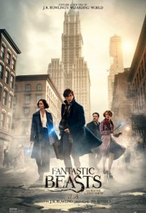 Fantastic Beasts and Where to Find Them (2016) (In Hindi)