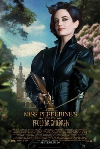 Miss Peregrine's Home for Peculiar Children (2016) (In Hindi)