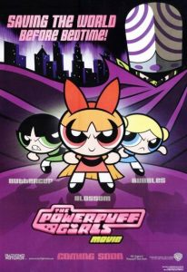 The Powerpuff Girls Movie (2002) (In Hindi)