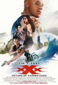 xXx: Return of Xander Cage (2017) (In Hindi)
