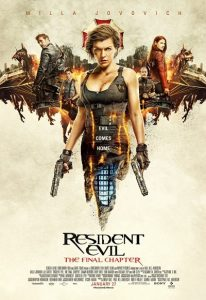 Resident Evil – The Final Chapter (2016) (In Hindi)