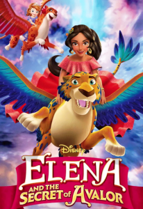Elena and the Secret of Avalor (2016) (In Hindi)