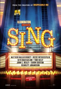 Sing (2016) (In Hindi)
