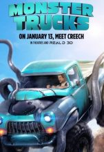 Monster Trucks (2016) (In Hindi)