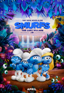 Smurfs – The Lost Village (2017) (In Hindi)