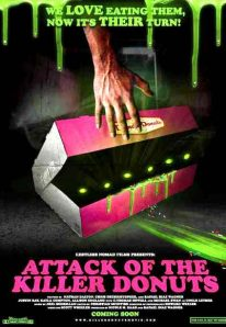 Attack of the Killer Donuts (2016) (In Hindi)
