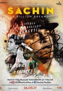 Sachin A Billion Dreams (2017)