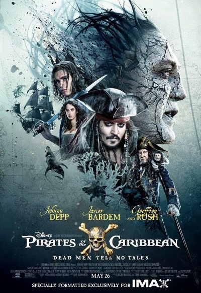 pirates of the caribbean 4 in hindi avi