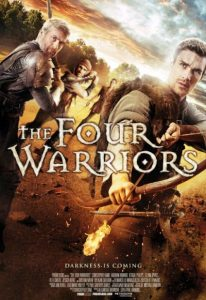The Four Warriors (2015) (In Hindi)
