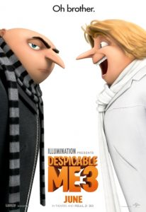 Despicable Me 3 (2017) (In Hindi)