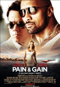 Pain & Gain (2013) (In Hindi)