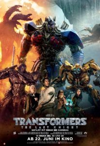 Transformers – The Last Knight (2017) (In Hindi)