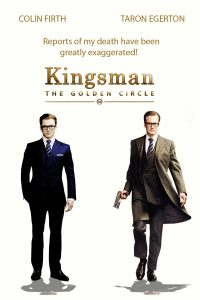 Kingsman: The Golden Circle (2017) (In Hindi)