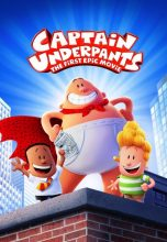 Captain Underpants – The First Epic Movie (2017) (In Hindi)