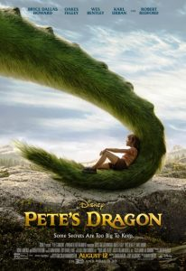 Pete's Dragon (2016) (In Hindi)