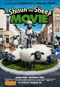 Shaun the Sheep Movie (2015) (In Hindi)