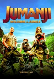Jumanji – Welcome to the Jungle (2017) (In Hindi)