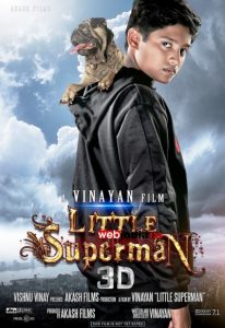 Little Superman 2017 Hindi Dubbed HDRip movie poster