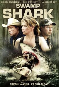 Swamp Shark (2011) (In Hindi)