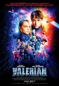 Valerian and the City of a Thousand Planets (2017) (In Hindi)