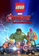 Lego Marvel Super Heroes – Avengers Reassembled (2015) (In Hindi)
