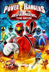 Power Rangers Samurai – Clash of the Red Rangers – The Movie (2013) (In Hindi)