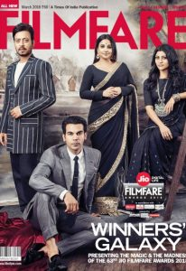 63rd Jio Filmfare Awards (2018)