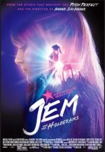Jem and the Holograms (2015) (In Hindi)