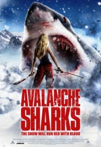 Avalanche Sharks (2014) (In Hindi)