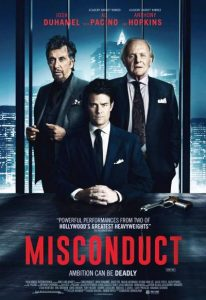Misconduct (2016) (In Hindi)