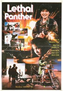 Lethal Panther (1990) (In Hindi)