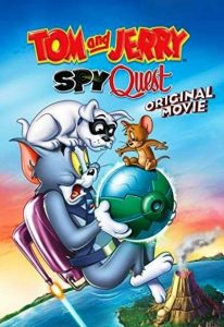 Tom and Jerry – Spy Quest (2015) (In Hindi)