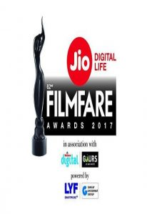 62nd JIO Filmfare Awards (2017)