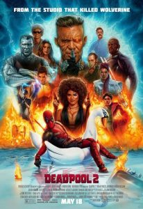 Deadpool 2 (2018) (In Hindi)