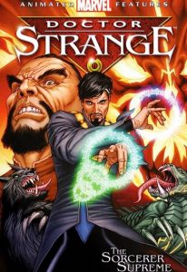 Doctor Strange (2007) (In Hindi)