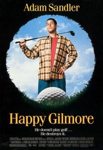 Happy Gilmore (1996) (In Hindi)