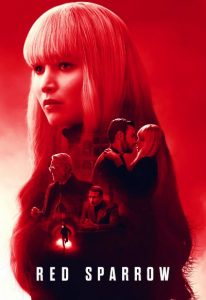 Red Sparrow (2018) (In Hindi)