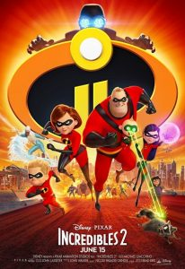 Incredibles 2 (2018) (In Hindi)