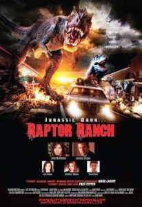 Raptor Ranch (2013) (In Hindi)