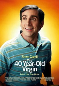 The 40-Year-Old Virgin (2005) (In Hindi)