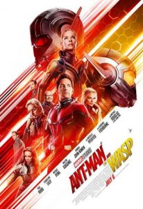 Ant-Man and the Wasp (2018) (In Hindi)