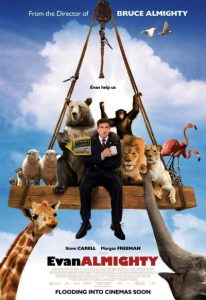Evan Almighty (2007) (In Hindi)
