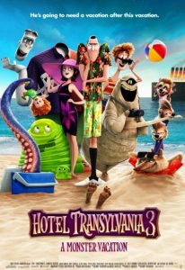 Hotel Transylvania 3 – Summer Vacation (2018) (In Hindi)