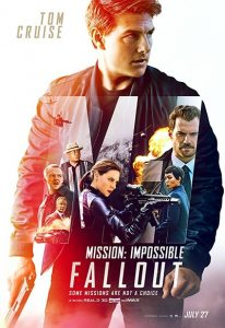 Mission – Impossible – Fallout (2018) (In Hindi)