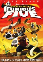 Kung Fu Panda – Secrets of the Furious Five (2008) (In Hindi)