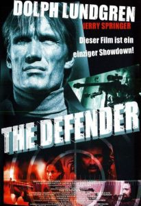 The Defender (2004) (In Hindi)