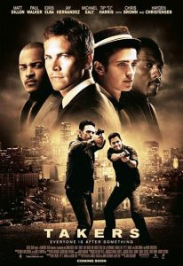 Takers (2010) (In Hindi)